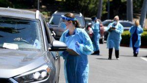 En 24 horas, 4 muertes y 830 infectados de COVID-19 en el condado de Los Angeles