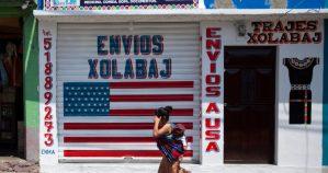 Las remesas cayeron en el mundo por la pandemia, pero los migrantes mexicanos fueron la excepción