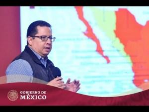 #EnVivo: Reporte diario sobre COVID-19 en México. 25 de octubre