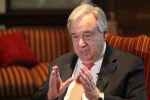 Pandemia por Covid 'es la mayor crisis de nuestra era', alerta la ONU