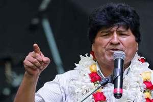 El pueblo boliviano unido derrotó al imperialismo: Evo Morales