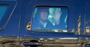 Trump acepta por primera vez que Biden ganó. Pero no lo menciona por nombre y dice que no cederá