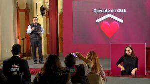 #EnVivo: Reporte diario sobre COVID-19 en México. 26 de noviembre
