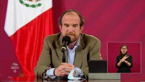 #EnVivo: Reporte diario sobre COVID-19 en México. 27 de noviembre