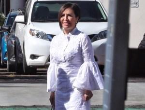 """Rosario Robles: """"se han hecho declaraciones no acordadas conmigo"""". Su defensor dijo que sólo se referirá a Videgaray pero ella aclara: """"Hablaré con la verdad"""""""