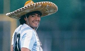 """Video: Maradona era partidario de AMLO: """" Tiene que arreglar lo que desarreglaron los neoliberales"""". Condenó a Fox por no defender a indocumentados mexicanos en EU"""