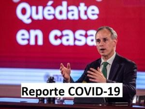 #EnVivo: Reporte diario sobre COVID-19 en México. 24 de enero