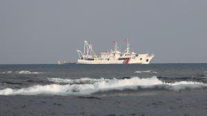Video: China autoriza a sus guardacostas a disparar contra buques extranjeros en las zonas reclamadas por Pekín