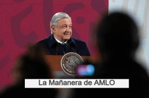 #EnVivo: La Mañanera de AMLO. 26 de febrero.