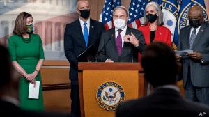 La Cámara de Representantes aprueba paquete de alivio por 1.9 billones de dólares