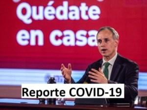#EnVivo: Reporte diario sobre COVID-19 en México 13 de mayo