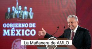 #EnVivo: La Mañanera de AMLO. 18 de junio.