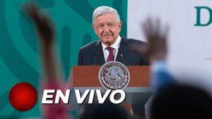 #EnVivo: La Mañanera de AMLO. 22 de junio