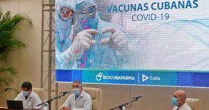 Cuba autoriza uso de emergencia de vacuna Abdala contra Covid-19