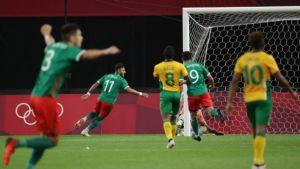 Video: México goleó 3-0 a Sudáfrica. El sábado irá ante Corea del Sur