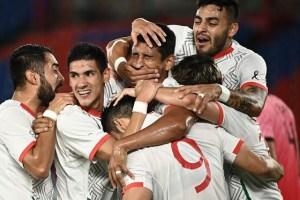 Video: México golea a Corea 6-3 y ya está en semifinales de Tokio 2020. El martes, contra Brasil