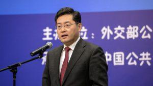 """Embajador chino en EU.: """"China no es la Unión Soviética cuyo colapso fue obra suya"""""""