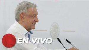 EnVivo| La Mañanera de AMLO. 20 de septiembre