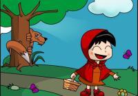 Cuento infantil de Caperucita Roja