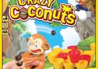 Juego de mesa para niños a partir de 3 años – Crazy Coconuts