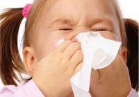 La Gripe en niños, prevención y tratamiento
