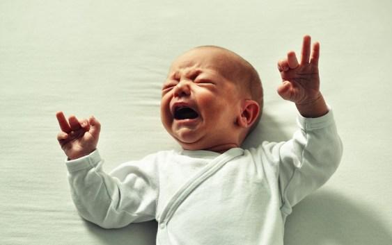 diarrea en el bebé