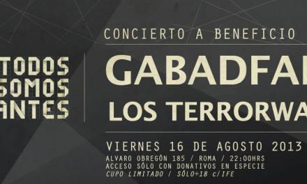 CONCIERTO | TODOS SOMOS MIGRANTES | 16 DE AGOSTO 2013