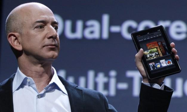 Compra fundador de Amazon a The Washington Post