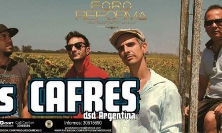 Los Cafres | Foro Reforma |