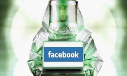 Virus que roba contraseñas ataca a miles de cuentas de facebook en latinoamérica