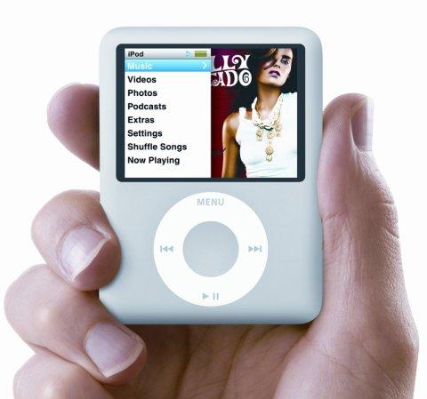 LEM 02 iPod