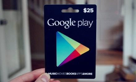 Llegan las tarjetas prepagadas de Google Play a México