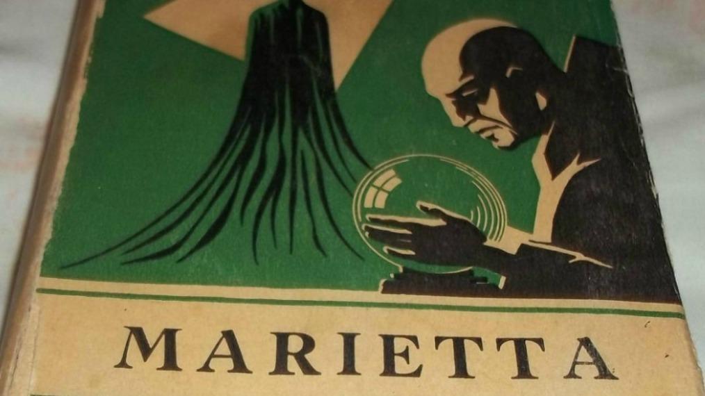 """""""Marietta"""" de Daniel Suárez Artazu [Reseña]"""