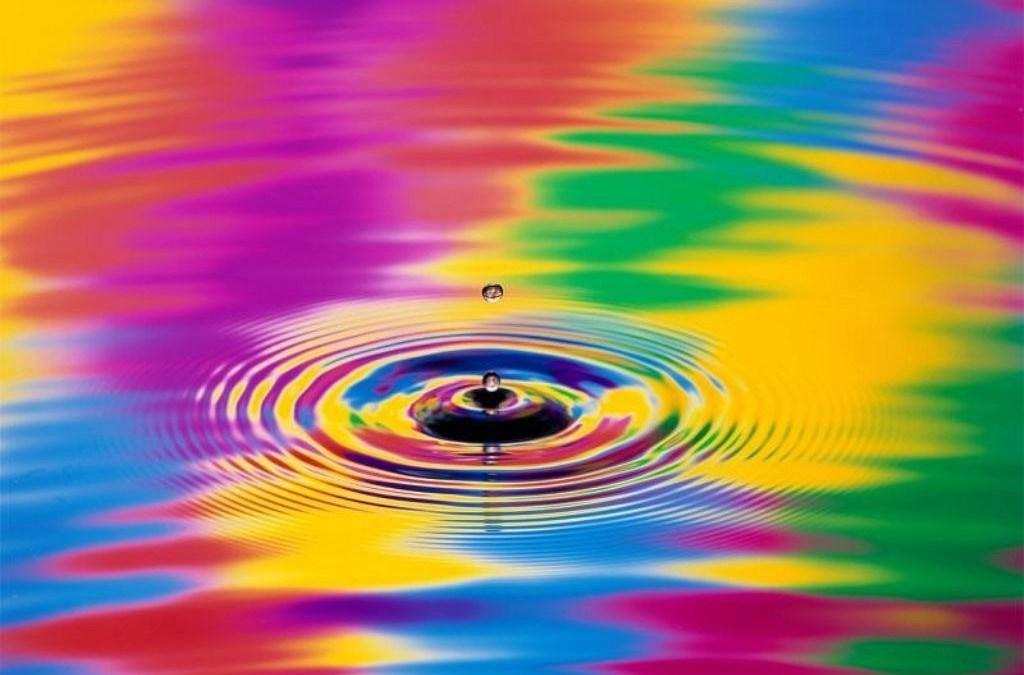 Aguas de color