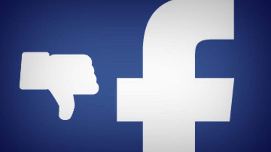 Facebook y el esperado botón «no me gusta»