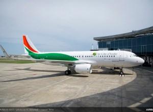 Air Côte d'Ivoire reçoit son premier A320 neuf
