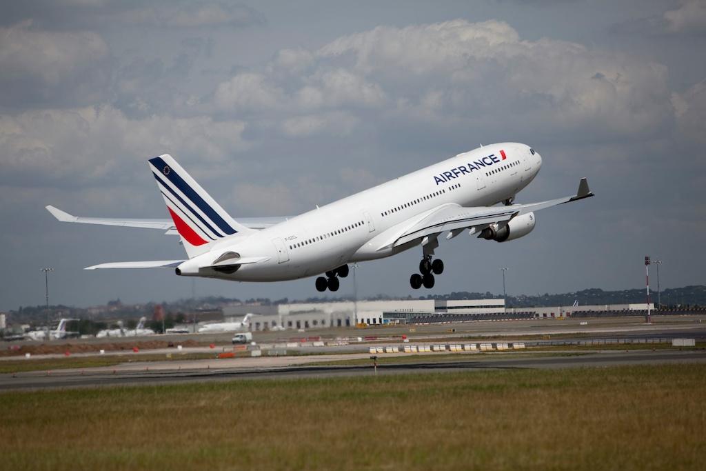 Air France augmente ses fréquences vers l'Afrique de l'Ouest