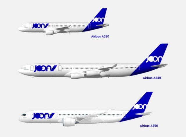Air France : Boost s'appellera Joon (vidéo)