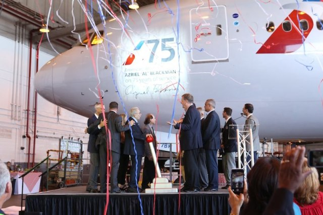 Al Blackman, mécanicien depuis 75 ans chez American Airlines
