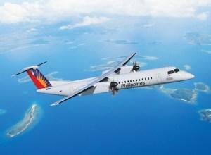 Bombardier livre un premier Q400 «haute densité» bi-classe