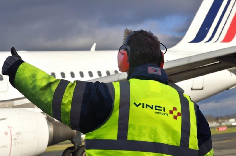 Vinci Airports : trafic en hausse de 12,4% en 2017