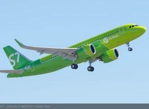 L'A320neo fait son entrée en Russie (photos, vidéo)