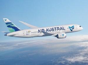Air Austral célèbre les 40 ans de la liaison Réunion-Mayotte