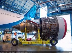 Airbus va installer les moteurs du premier A330neo