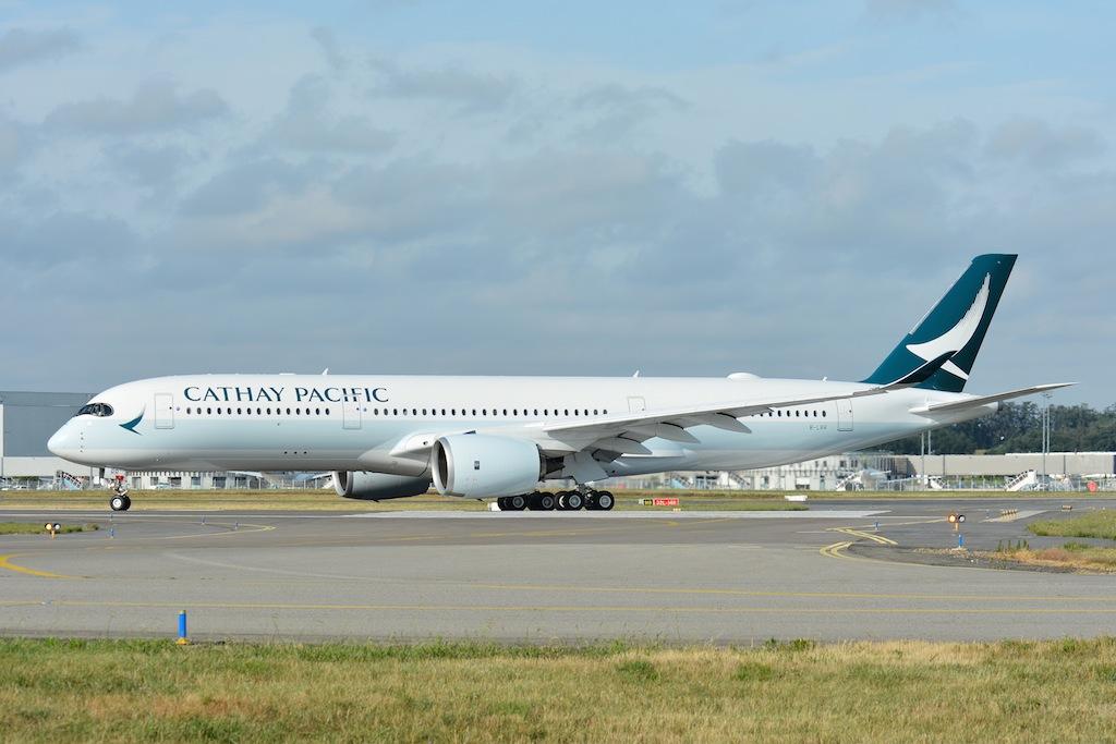 Cathay Pacific creuse ses pertes au premier semestre 2017