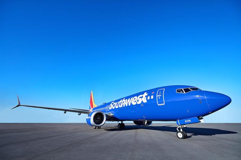 Southwest va demander l'approbation ETOPS pour servir Hawaï