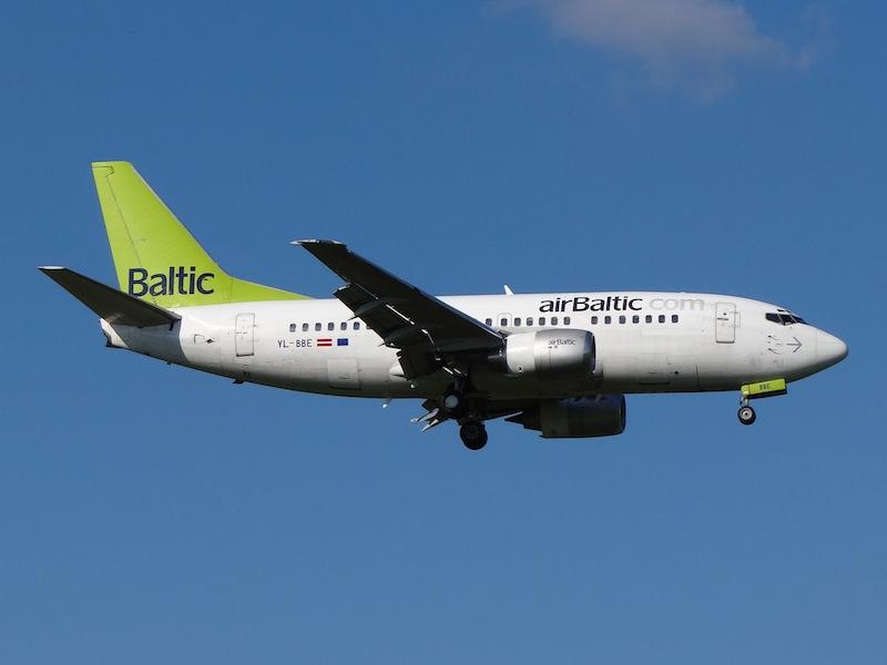 airBaltic desservira Bordeaux dès juin 2018