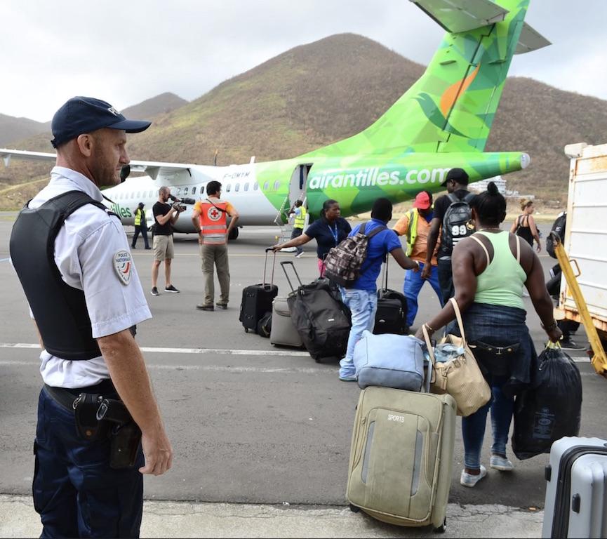 Saint Martin : l'aéroport de Grand-Case réouvre au trafic commercial