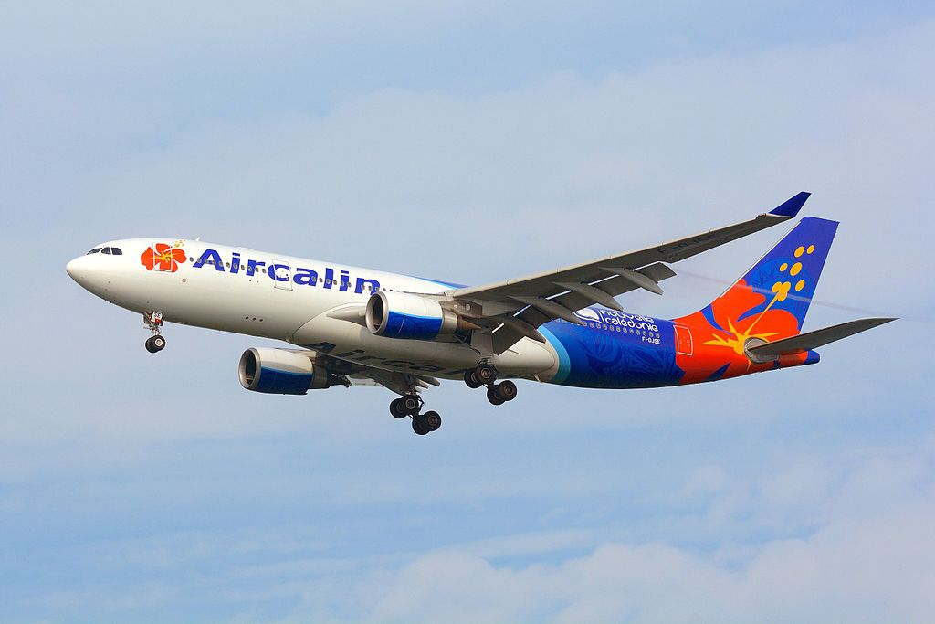 Aircalin confrontée à la grève illimitée de certains pilotes