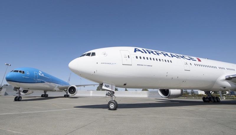 Air France et KLM lancent une nouvelle gamme tarifaire vers les USA et le Canada